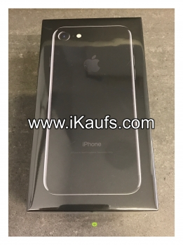 iPhone 7 32gb Black A1 edition NEU original verpackt