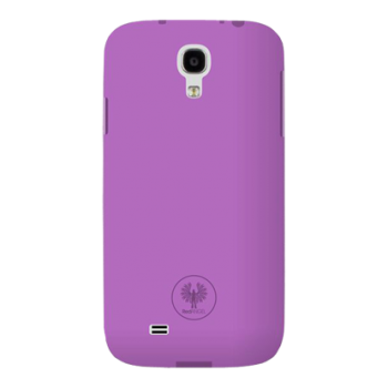 Samsung S4 Protection Case - iCays mit nur 0,45 mm Lila