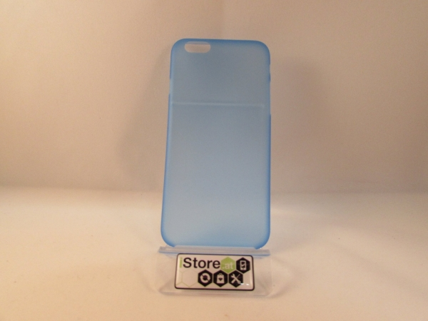 iPhone 6 cover slim 3mm iCays.at Edition hellblau