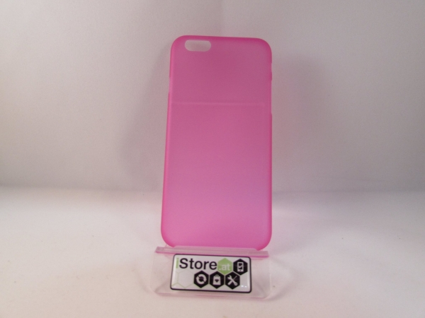 iPhone 6 cover slim 3mm iCays.at Edition pink