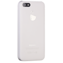 Ozaki, iPhone SE 5/5s, OCoat Fruit case Coconut, Weiss