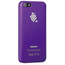 Ozaki, iPhone 5/5s, OCoat Fruit case Grape, Violett